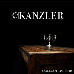Katalog produktów wykonany dla Kanzler.