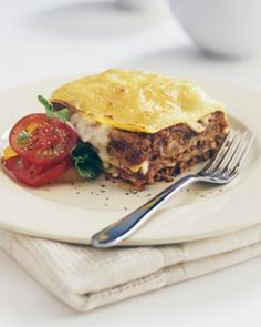Традиционная итальянская лазанья - Кулинарная книга - Рецепты