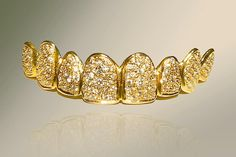 The world's most expensive smile: Dubai dentist crafts diamond-encrusted dentures worth $152,700.   http://www.nydailynews.com/news/world/dubai-dentist-crafts-world-expensive-dentures-article-1.1851875. The pricey teeth are encrusted with 160 sparkling diamonds.