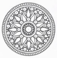 Mandala tattoo design The mandala appears in all aspects of life: the celestial circles we call earth, sun, and moon, as well as conceptual circles of friends, family, and community. A mandala is... An integrated structure organized around a unifying center.