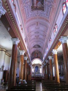 Iglesia de la Inmaculada Concepción.Vicuña. Chile.