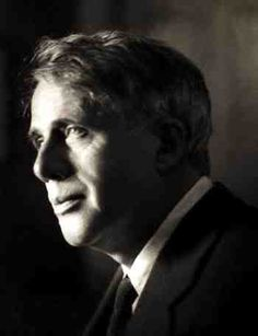 "Robert Frost - ""The Road not Taken.""   http://www.poets.org/viewmedia.php/prmMID/15717"