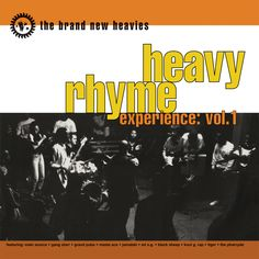 The Brand New Heavies, Heavy Rhyme Experience Vol. 1