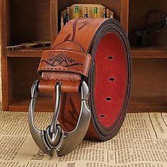 faux+forma+cintura+in+pelle+fibbia+in+metallo+da+uomo+–+EUR+€+9.79