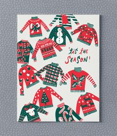 Since we know crafty gifts comes in all budget sizes, we have several choices. Christmas Typography, Christmas Poster, Christmas Mood, Christmas Design, Christmas Themes, Christmas Crafts, Cabin Christmas, Christmas Patterns, Christmas Stationery
