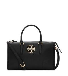 Summer! Light oak color Tory Burch Britten Satchel