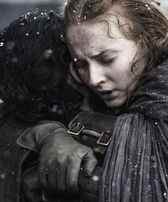 This Jon Snow/Sansa Game of Thrones theory is just insane