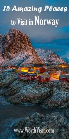 Norway is considered as one of the most beautiful country in the world, it is known for its picturesque sites. If...