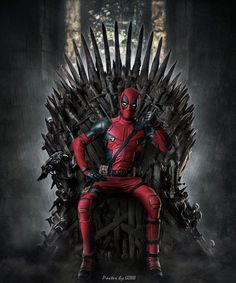 From the Deadpool image and art archives