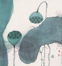陈家泠 Chen Jialing (1937-)