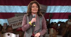 WATCH: Sarah Palin Knows What Donald Trump Is To America And We Couldn't Agree More (VIDEO)