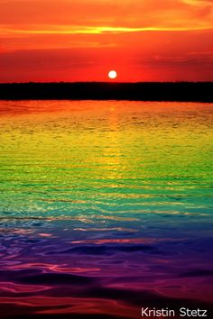 Evening's Cool Colors! ♥ ♥ www.paintingyouwithwords.com