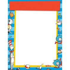 dr seuss border official welcome poster Preschool Classroom Decor, Classroom Welcome, Classroom Themes, Preschool Songs, Welcome Banner, Welcome Poster, Free Printable Invitations, Printable Banner, Printables