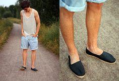 Street Style: Alpargatas