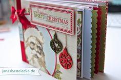 Weihnachts-Minialbum