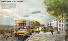 The 2013 winners of the 3C Competition are:   First Place: Adaptive Urban Habitats / Mixed Paper