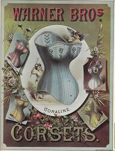 Do these corsets come in Bugs Bunny and Daffy Duck designs?