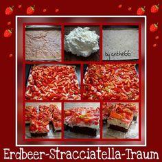 'Erdbeer-Stracciatella-Traum'