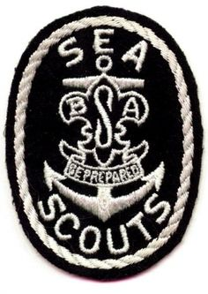 Sea Scouts - to show a crest or emblem for the student body. Kind of like UofT's engineering SKULE crest that they have on their jackets