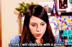 She knows how to let loose. | Aubrey Plaza Is A Dream Goddess