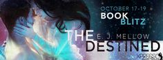 #BlitzPost ~The Destined by E.J. Mellow | Ali - The Dragon Slayer http://cancersuckscouk.ipage.com/blitzpost-the-destined-by-e-j-mellow/