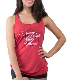 Dance With Your Heart Tank
