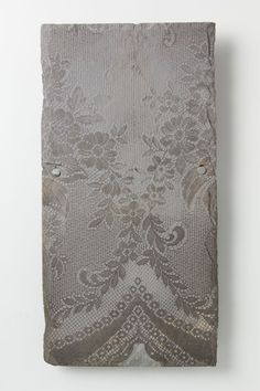 Lace-Etched Slate