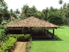open yoga pavillion, talalla retreat, sri lanka