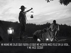 #scouts #guias #felicidad ❤️