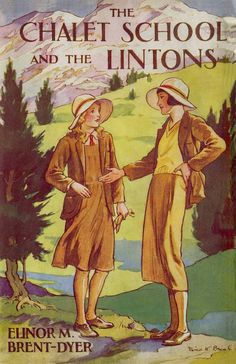 10. The Chalet School And The Lintons by Elinor M. Brent Dyer