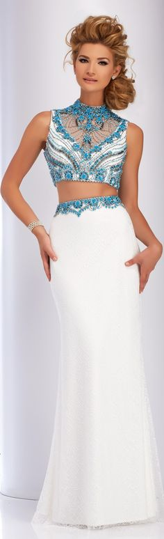 Clarisse Two Piece Prom Dress 2789| #Repost by | Http://stores.ebay.com/fashionista-princess-jewelry| Http://fashionista-princess-jewelry.com| Http://Twitter.com@BlingzBoutiq | Http://FashionistaPrincessJewelry.wordpress.com | #Fashionistaprincessjewelry| @Fashionistaprincessjewelry | Http://tumblr.com/Fashionista-Princess-Jewelry.com  Fashionista-Princess.com | Fashionista-Princess @BlingzBoutiq | Http://instagram.com /Fashionistaprincessjewelry| #Please re-pin but don't remove my tag line…