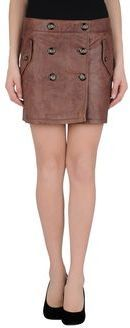 Pepe Jeans Mini skirts on shopstyle.com
