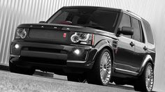 Vogue Your LR4 Discovery with the Latest KAHN Style – Car-Revs-Daily.com
