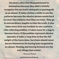 Narcissistic Abuse, I could not see what I was not trained to see. Forward!