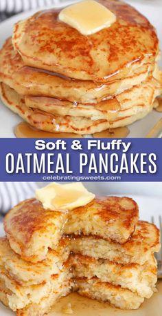 Easy Banana Bread, Banana Bread Recipes, Pancake Recipes, Pastry Recipes, Pie Recipes, Breakfast Items, Breakfast Bake, Breakfast Pastries, Breakfast