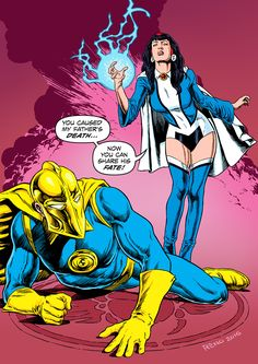 Flashback Universe Blog: Zatanna Lost 100 Pager