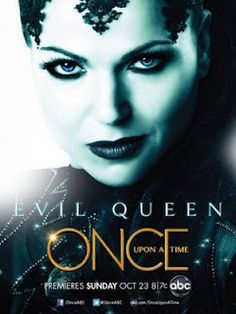 Once Upon a Time Regina <3 the Evil Queen!!