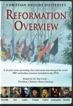 REFORMATION OVERVIEW with PDF - DVD