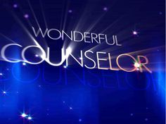 6) For unto us a child is born, unto us a son is given: and the government shall be upon HIS   shoulder: and HIS name shall be called Wonderful, Counsellor, The Mighty GOD, The Everlasting FATHER, The Prince of Peace. Isaiah 9:6 (KJV)