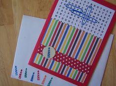 Sometimes Creative- diy card