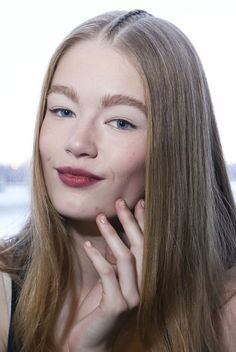 Study Up on All the New York Fashion Week Beauty in 60 Seconds: The beauty looks from New York Fashion Week Fall 2014 ran the gamut from completely neutral to bold and bright, and we've packed it all into this 60-second slideshow.