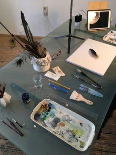 Sarah J. Loecker : My venture into Zoom workshops Crossed Fingers, Sarah J, Urban Sketching, Time Capsule, Just Giving, Art Tutorials, My Drawings, Workshop, Fun