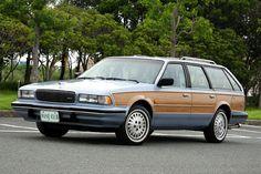 ビュイック・リーガル・エステートワゴン (Buick Regal Estate Wagon)