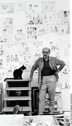 Saul Steinberg -