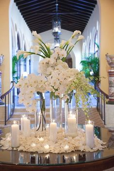 18 Amazing Wedding Blue Orchids for the Big Day -Blue Orchid Wedding Inspirations Best tip ever!