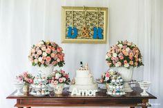 Casamento no Salão do Prédio | Casandinho