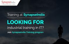 SynapseIndia Training facility in Noida helps B.Tech. and MCA students: Looking…