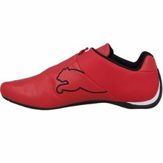 pretty nice 16acb 51c62 Mujer Tenis Puma Future Cat Piel Mid Cat Ferrari Total Red -   1,599.00  Zbrush,