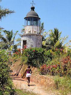 Phare Blévec//Madagascar > Tamatave (Toamasina) et sa région > Île aux Nattes > Phare Blévec