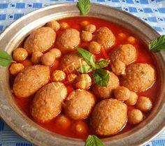 Analı Kızlı Iftar, Chana Masala, Salsa, Vegetables, Ethnic Recipes, Food, Bulgur, Ground Meat, Turkish Recipes